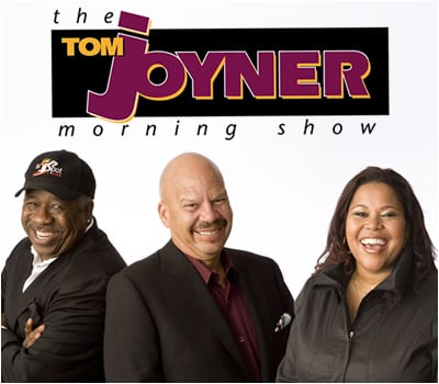 John Walters on The Tom Joyner Morning Show